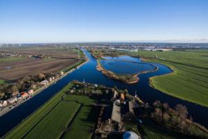 Samenwerking Jan Loos en Bas Brand Luchtfoto's met Drone