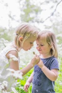 Sungi Verhaar Kinderfotografie maakt sprookjesachtige portretten