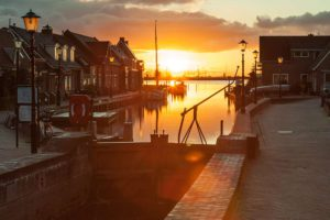 Leer fotograferen met moeilijke lichtomstandigheden zoals zonsopgang