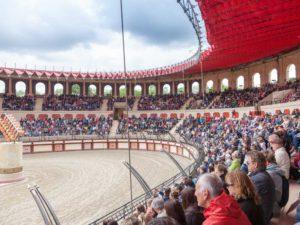 Puy du Fou, Le Signe du Triomphe - Romeinse gladiatoren en wagenraces