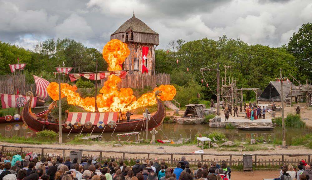 Puy du Fou Viking Show